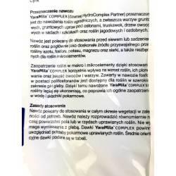 Ampol 2 kg Yara Mila Complex Nawóz uniwersalny granulowany bezchlorkowy