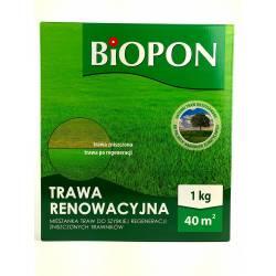 Biopon 1 kg Trawa renowacyjna szybka regeneracja trawnika