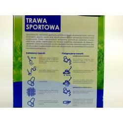 Biopon 0,5 kg Trawa sportowa na tereny intensywnie użytkowane