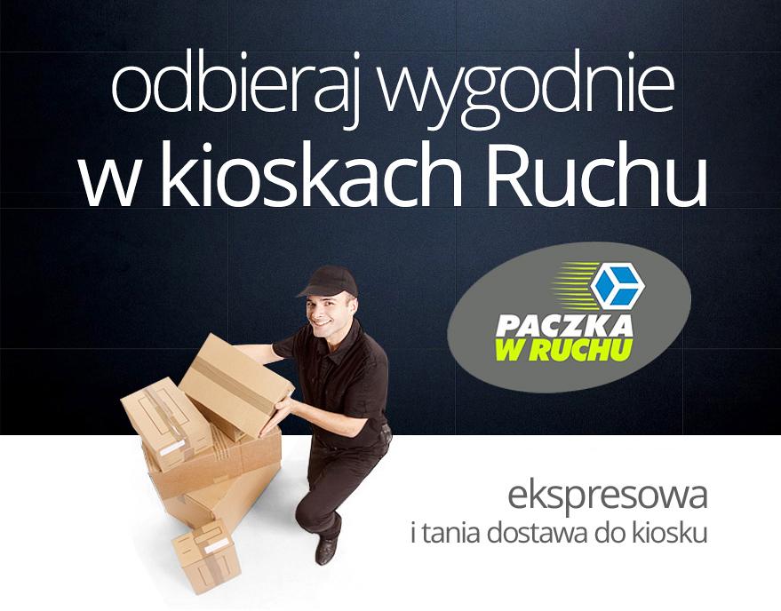 3188a7810de413 PACZKOMATY (przesyłki krajowe - wpłata na konto) przesyłka ubezpieczona do  kwoty 5000 zł. A) Rozmiar A(8 x 38 x 64cm) - waga paczki do 1 kg - cena:  13,98 zł
